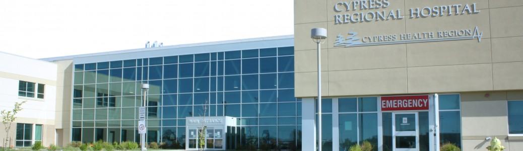 Cypress Regional Hospital Featured