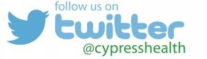 Follow us on twitter @cypresshealth