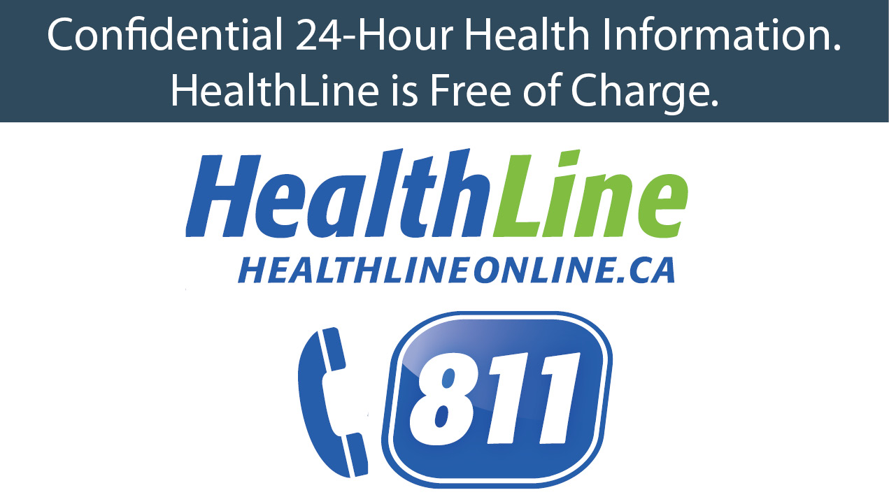 HealthLine Online. Free Confidential Health Advice.