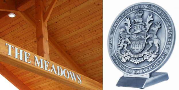 The Meadows Receives Premier's Award for Excellence in the Public Service