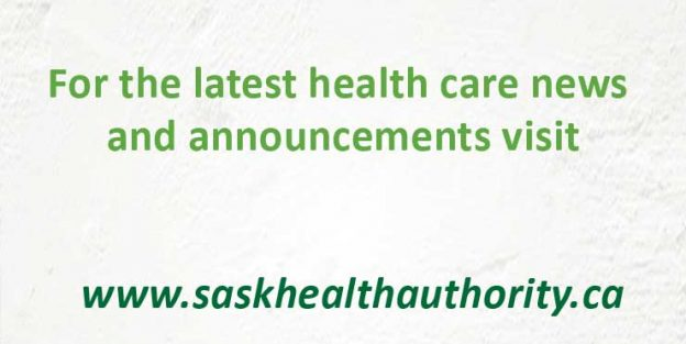 News and Alerts Have Moved to Saskatchewan Health Authority Website